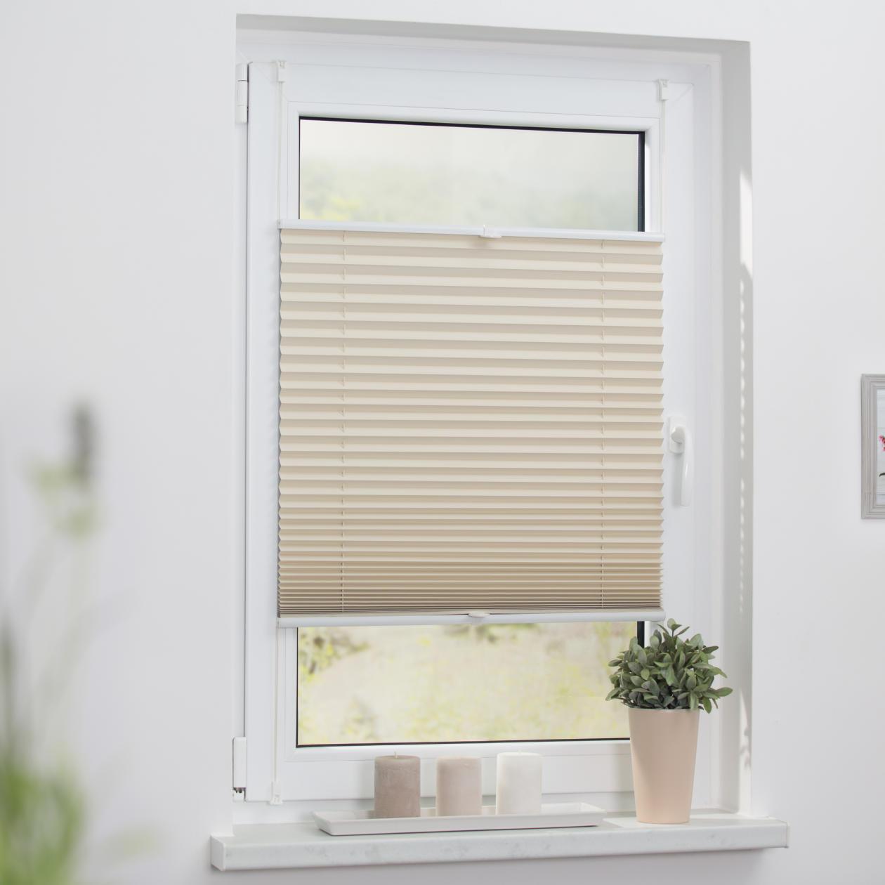 lichtblick plissee klemmfix thermo ohne bohren verspannt verdunkelung jalous ebay. Black Bedroom Furniture Sets. Home Design Ideas