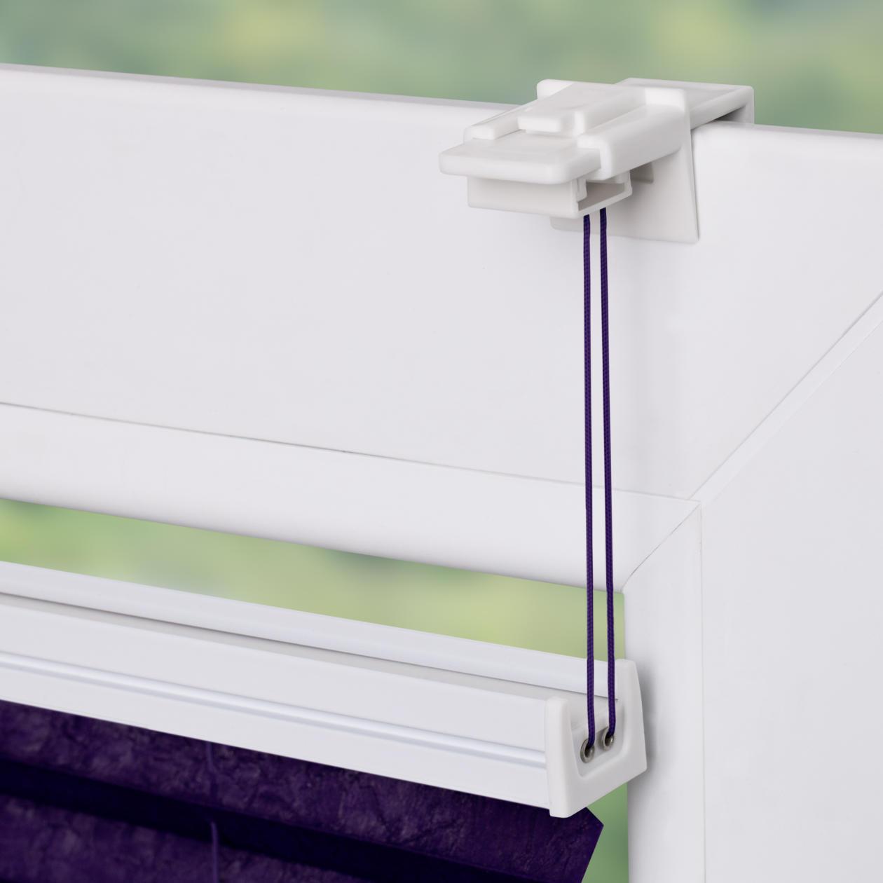 plissee klemmfix top ohne bohren verspannt lichblick shop. Black Bedroom Furniture Sets. Home Design Ideas