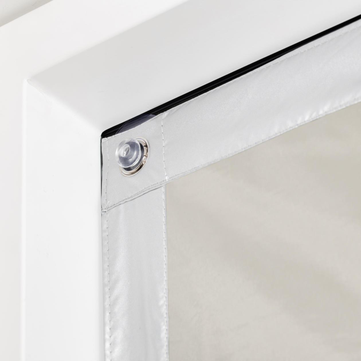 dachfenster sonnenschutz haftfix, ohne bohren | lichblick-shop