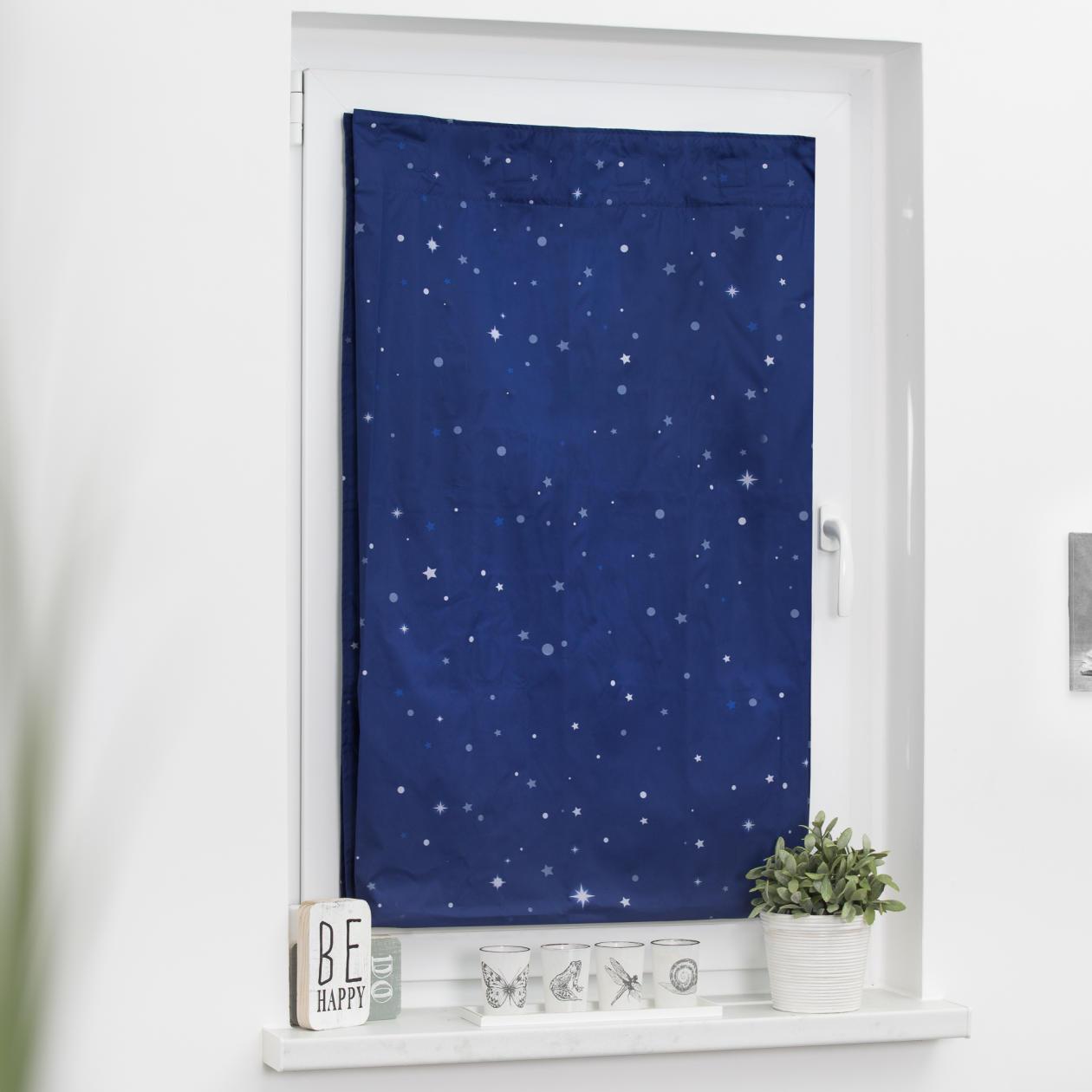 vorhang haftfix mit saugnapf reiserollo verdunkelung lichblick shop. Black Bedroom Furniture Sets. Home Design Ideas