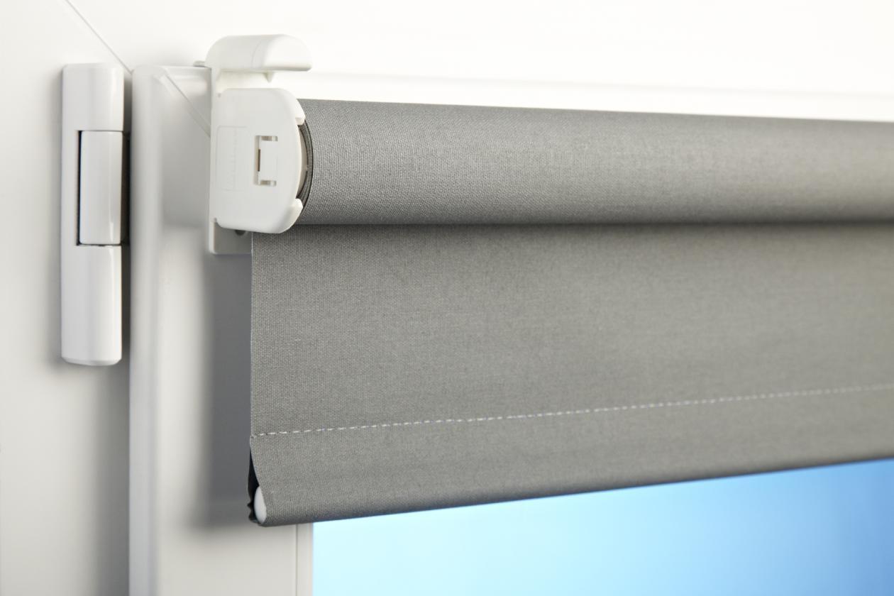 klemmtr ger klemmfix ohne bohren f r rollo lichblick shop. Black Bedroom Furniture Sets. Home Design Ideas