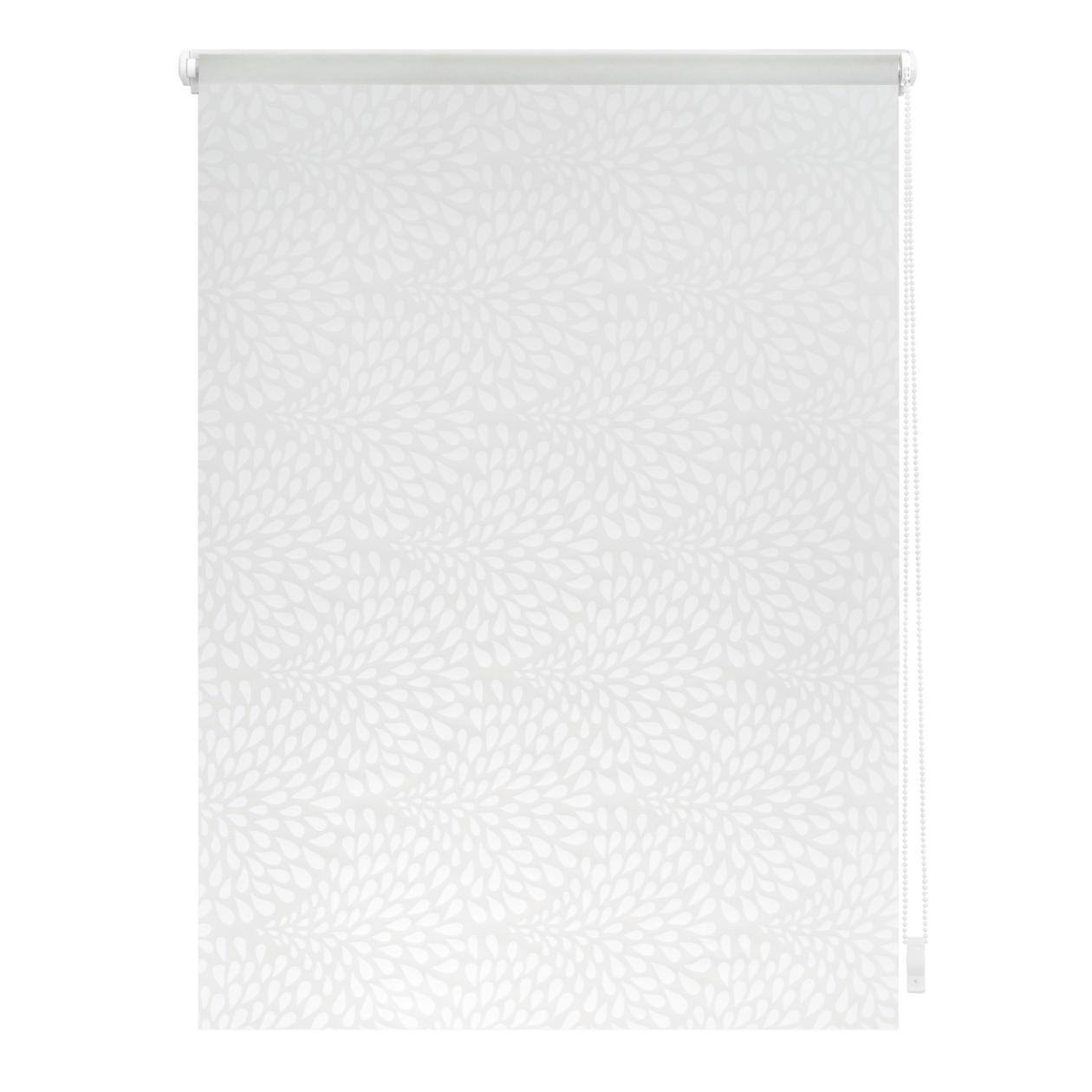 lichtblick rollo klemmfix ohne bohren blickdicht drops wei transparent mot ebay. Black Bedroom Furniture Sets. Home Design Ideas
