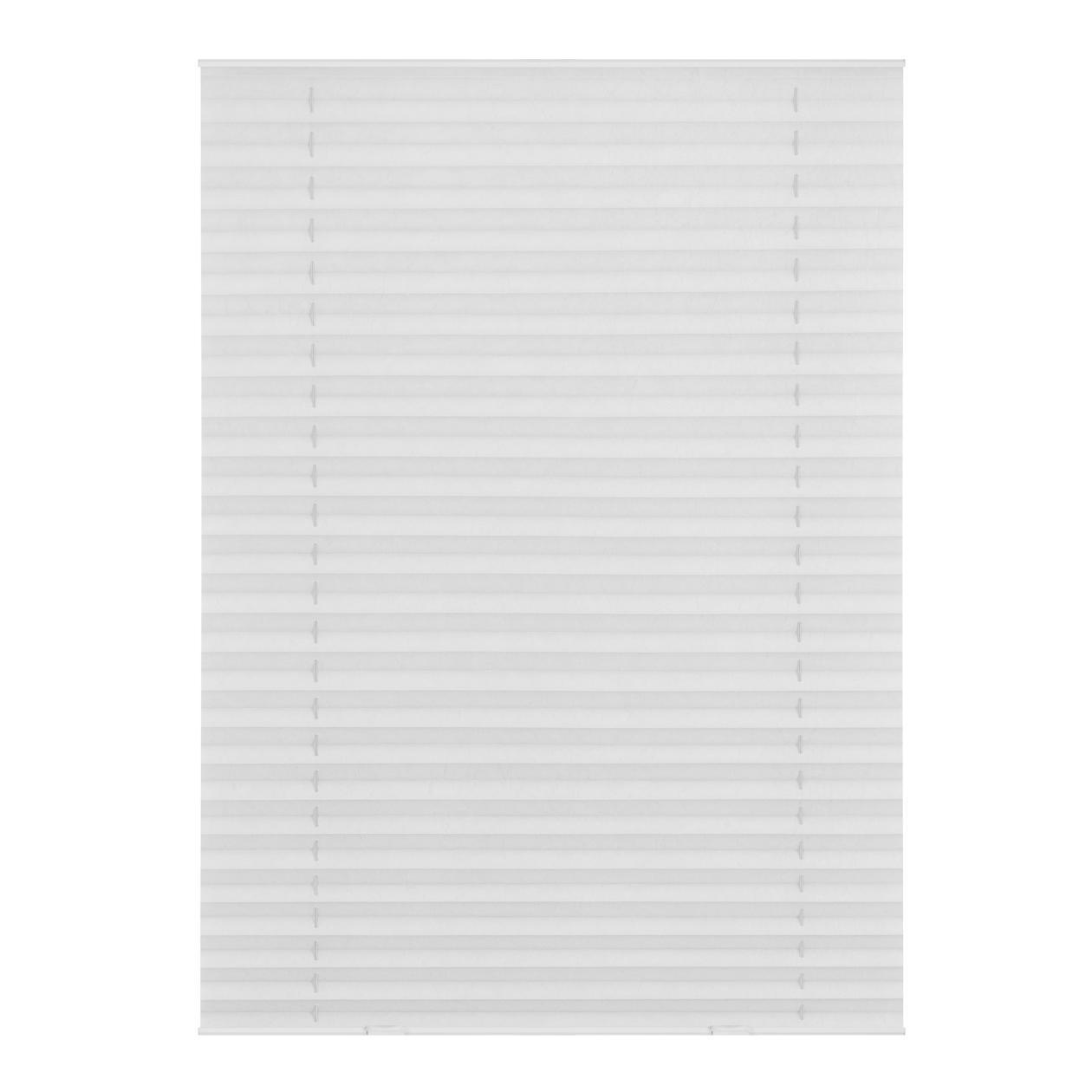 Dachfenster-Plissee-Haftfix-ohne-Bohren-Rollo-Velux-Sonnenschutz