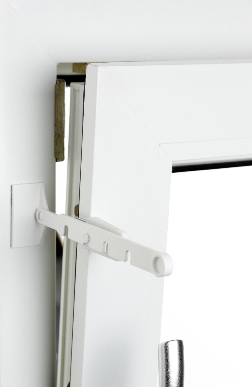 Lichtblick kipp regler f r fenster fensterstopper wei for Fenster schnelle lieferung