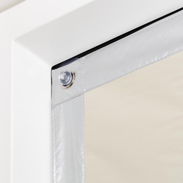 Berühmt Dachfenster Sonnenschutz Haftfix, ohne Bohren, Verdunkelung AL67