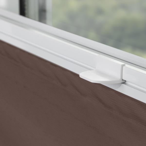 raffrollo klemmfix top ohne bohren verspannt lichblick shop. Black Bedroom Furniture Sets. Home Design Ideas