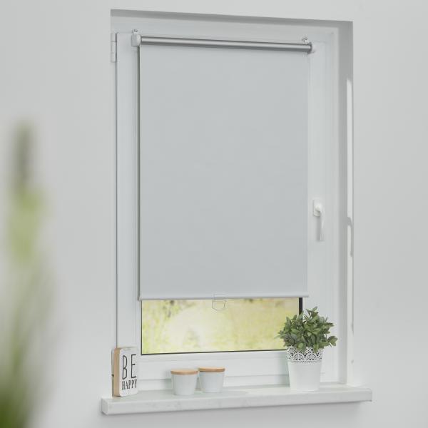Verdunkelungsrollo ohne Bohren Verdunklungs Thermo Rollos Klemmfix Fensterrollo
