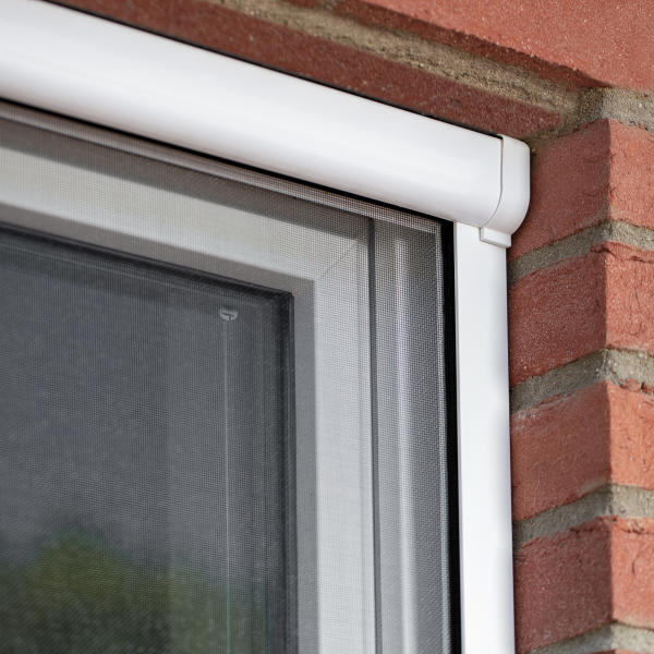 Insektenschutz Fliegengitter Rollo, für Fenster, 130 x 160 ...