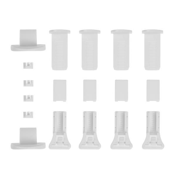 Hervorragend Klemmträger und Zubehör Montage-Set für Klemmfix Plissee PKV LQ12