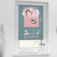 rollo klemmfix ohne bohren verdunkelung sweet dreams. Black Bedroom Furniture Sets. Home Design Ideas