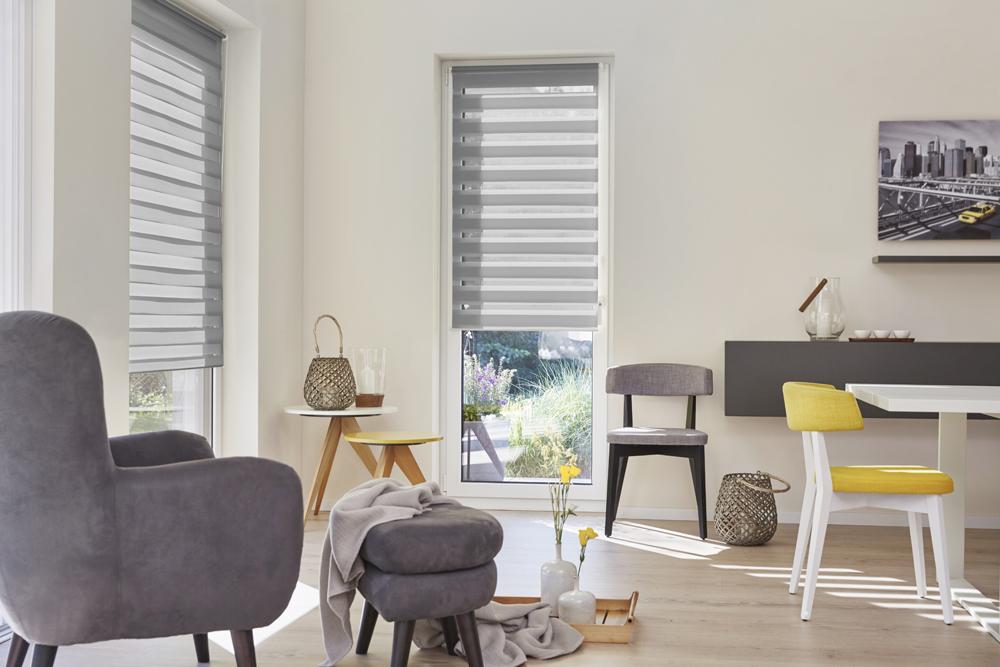doppel rollo fix montiert cool das bild wird geladen with doppel rollo fix montiert stunning. Black Bedroom Furniture Sets. Home Design Ideas