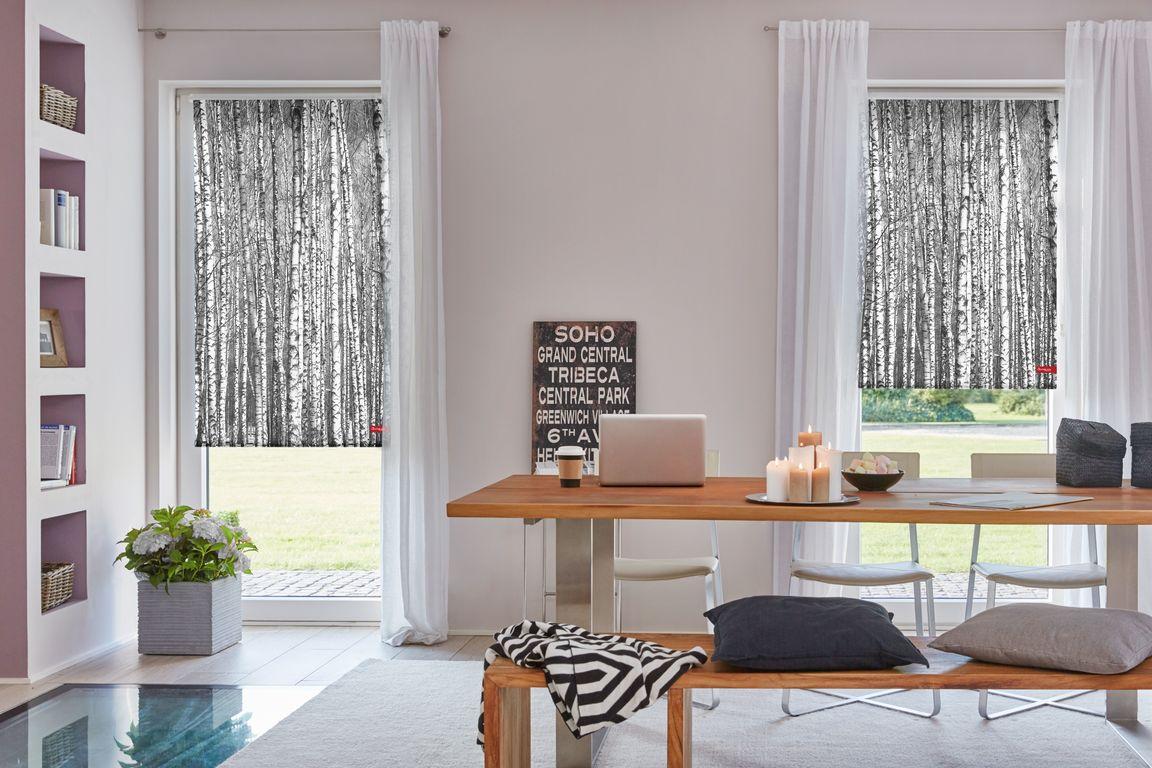 klemmfix rollo ohne bohren amazing easyshadow minirollo stoffma x cm mit pvc lila minirollo. Black Bedroom Furniture Sets. Home Design Ideas
